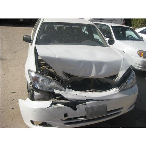 Toyota Camry 2006 Car Accident In Kuwait